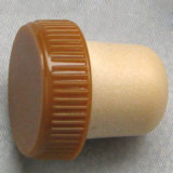 Top Quality Brown Bottle Stopper with Long-Term Service