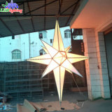 New Designed LED Christmas Decoration Digital Star for Shopping Mall