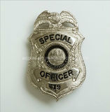 California Special Officer 3D Metal Police Badge (badge-071)