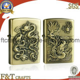 High Quality Custom Metal Lighter Case Best for Promotional Gift (FTLC1001A)