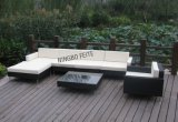 Popular Luxury Beautiful Top Grade Rattan Sofa Rattan Outdoor Furniture