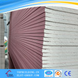 Fireproof Gypsum Board/Fireproof Drywall Board /Fire Resistance Plaster Board