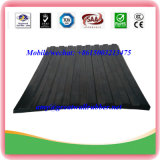 Non-Slip Rubber Flooring Mat Antislip Wide Ribbed Rubber Sheet