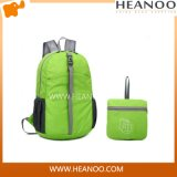 Ultra-Light Nylon OEM Children Pocket Folding Bicycle Backpack Bag
