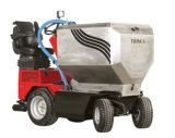 650kg Twinca Continental Reliable Feeding Machine with Mixer