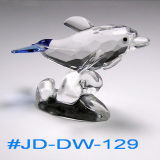Crystal Crafts Dolphin Animal Figures (JD-DW-129)
