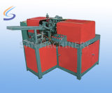 Cardboard DTY Paper Tube Tops Curling and Slotting Machine