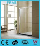 Easy to Install 6mm Glass Shower Cubicle Bathroom Glass Shower Door