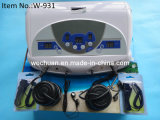 World Hot Dual Ion Cleanse Foot SPA Machine Massage, Foot Detox with MP3 Music Function (W-931)