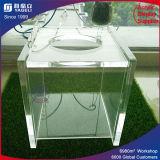 Home Decoration Acrylic Paper Tissue Dispenser