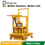 Qt40-3c Cement Block Moulding Machine, Block Manufacturing Equipment