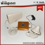 Dual Band Signal Repeater GSM 4G Lte Mobile Signal Booster