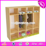 Wholesale Cheap Bedroom Furniture Wooden Kids Wardrobe with High Quality W08I005