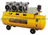 90L 330r/Min 1.65kw Slient Oil Free Air Compressor (LY-550-03)
