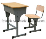 Adjuatable student desk and chair