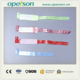 Disposable Plastic ID Identification Bracelet Mother/Baby Band