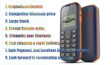 "Original Nekia 103 1.36"" GSM Mobile Phones"