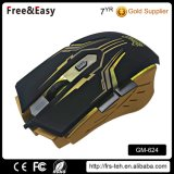 New 6 Buttons OEM Logo Optcial Wired Gaming Mouse