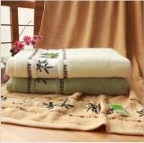 Top Quality 100% Bamboo Fiber Bath Towel 70X140cm 420g