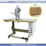 Ultrasonic Bra Strap Welding Machine