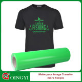 Qingyi Easy Weed Heat Transfer Vinyl for Textile T Shirt