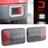 J147 LED Tail Rear Back Bumper Light for Jeep Wrangler Jku