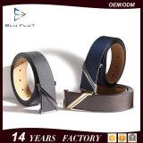 Factory Design Custom Style Luxury Z Buckle Genuine Cowhide Leather Belts