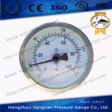 50mm Diameter Bi-Metal Thermometer with 100 Degree Celsius