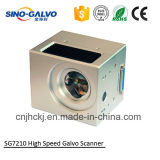 High Cost Efficiently Sg7210 Fiber Laser Head with Ce/RoHS/ISO9001