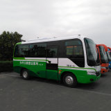 14-24seats 6m Front Engine Shuttle Bus/Labor Bus/Commuter Bus