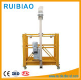Ce Approved Zlp 630 Building Cleaning Cradle Small Lifting Platform