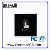 Infrared Induction Touch Type Black Door Exit Button (SB9-BLK)