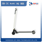 Self Balancing Two Wheeler Electrical Scooter Carbon Fiber Electric Scooter with LED Light