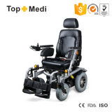 Topmedi Hot Sale High End Electric Power Mobility Wheelchair for Disabled
