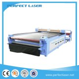 Auto Feeding System Leather Cutting Machine CO2 Laser Cutting System