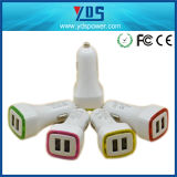 Promotional 5V 3.4A Rapid Double USB Car Charger