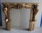 Polyurethane Fireplace Surrounds and Mantels Hn-J020
