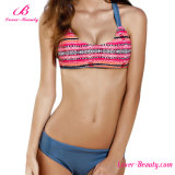 Have a Bra Sealed Sexy Mature Bikini Swimwear