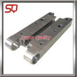 Steel Metal CNC Machining Plate with Drill Hole