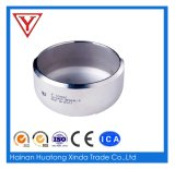 Stainless Steel Pipe Cap Fitting, Dish End
