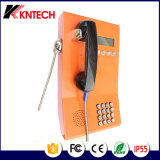 Bank Service Telephone LCD Knzd-23LCD Kntech