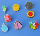 Factory Price Pokemon Badges Pokemon Gym Badges Wholesale