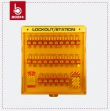 PC Material Combination Advanced Lockout Station Bd-B201