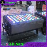 Indoor RGBW 54X3w Stage Disco DJ LED PAR Can Light