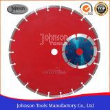 105-350mm Diamond Segment Stone Cutting Tools Granite Cutting Blade