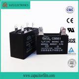 Cbb61 AC Motor Run and Start Electrolystic Capacitor for Fan