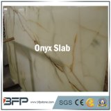 Hot Sale Polished White Marble Onyx Slab for Wall Tile