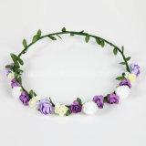 Artificial Flower Wreath for Women