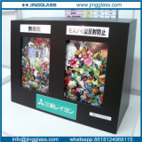 Low Iron Flat Tempered Ar-Coating Electronic Glass for Light Box