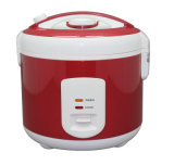 Hot Sale Red Colour Deluxe Rice Cooker for Household Use